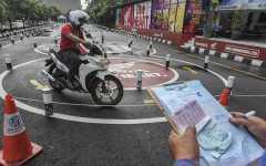 Polda Metro siapkan lima lokasi SIM Keliling pada Kamis